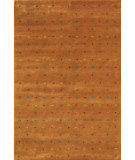 RugStudio presents Noble House Mario M-11a Gold Hand-Knotted, Good Quality Area Rug
