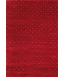 RugStudio presents Noble House Mario M-12 Red-Red Hand-Knotted, Good Quality Area Rug