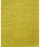 RugStudio presents Noble House Mario M-13 Green Hand-Knotted, Good Quality Area Rug