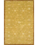 RugStudio presents Noble House Mario M-21 Light Gold Hand-Knotted, Good Quality Area Rug