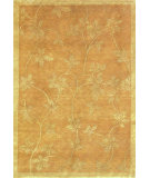 RugStudio presents Noble House Mario M-53 Gold Hand-Knotted, Good Quality Area Rug