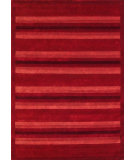 RugStudio presents Noble House Mario M-60 Red Hand-Knotted, Good Quality Area Rug