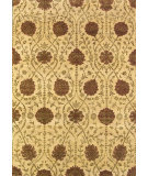 RugStudio presents Noble House Modern Chobi Pm-19 Beige Hand-Knotted, Good Quality Area Rug