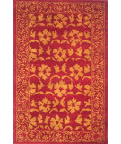 RugStudio presents Noble House Nepal 1-Hs Nd-2 Red-Gold Hand-Knotted, Good Quality Area Rug