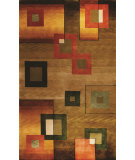 RugStudio presents Noble House Noble Arb-1748 Multi Hand-Knotted, Good Quality Area Rug