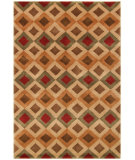 RugStudio presents Noble House Noble Nob-1704 Multi Hand-Knotted, Best Quality Area Rug