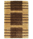 RugStudio presents Noble House Pearl Pearl-2303 Brown / Beige Area Rug