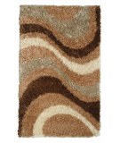 RugStudio presents Noble House Pearl Pearl-2315 Beige / Multi Area Rug