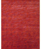 RugStudio presents Noble House Pioneer 110 Red Hand-Knotted, Good Quality Area Rug
