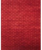 RugStudio presents Noble House Pioneer 12 Red Hand-Knotted, Good Quality Area Rug