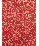 RugStudio presents Noble House Pioneer 62 Rust Hand-Knotted, Good Quality Area Rug