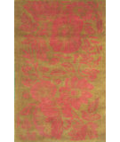 RugStudio presents Noble House Primus Prim-111 Brown-Burgundy Hand-Knotted, Good Quality Area Rug