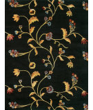RugStudio presents Noble House Primus Prim-114 Black Hand-Knotted, Good Quality Area Rug