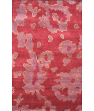 RugStudio presents Noble House Primus Prim-116 Red Hand-Knotted, Good Quality Area Rug
