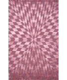 RugStudio presents Noble House Primus Prim-118 Purple Hand-Knotted, Good Quality Area Rug