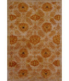 RugStudio presents Noble House Regency 26 Beige-Gold Hand-Knotted, Good Quality Area Rug