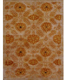 RugStudio presents Noble House Regency 26 Beige Hand-Knotted, Good Quality Area Rug