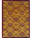 RugStudio presents Noble House Regency 26 Gold Hand-Knotted, Good Quality Area Rug