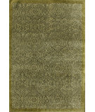 RugStudio presents Noble House Regency 30 Green Hand-Knotted, Good Quality Area Rug