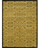 RugStudio presents Noble House Regency 45 Light Gold-Green Hand-Knotted, Good Quality Area Rug