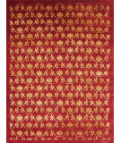RugStudio presents Noble House Regency M-2 Red Hand-Knotted, Good Quality Area Rug