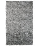 RugStudio presents Noble House Sheen She-2406 Ivory/Black Area Rug