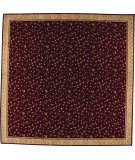 RugStudio presents Nourison Chalet Cl04 Garnet Machine Woven, Good Quality Area Rug