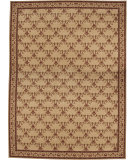RugStudio presents Nourison Ashton House A01f Beige Machine Woven, Good Quality Area Rug