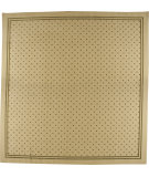 RugStudio presents Nourison Silk Structure Ss70 Ivory Green Machine Woven, Good Quality Area Rug