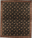 RugStudio presents Nourison Hamilton House H08f Midnight Machine Woven, Good Quality Area Rug