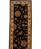 RugStudio presents Nourison Hamilton House Hh06 Black Machine Woven, Good Quality Area Rug