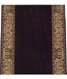 RugStudio presents Nourison Grand Velvet Pt99 Brown Machine Woven, Good Quality Area Rug