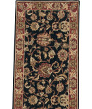 RugStudio presents Nourison Grand Parterre Pt05 Midnight Machine Woven, Good Quality Area Rug