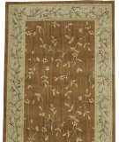 RugStudio presents Nourison Estate Beaup Copper Machine Woven, Good Quality Area Rug