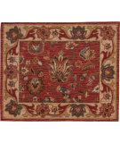 RugStudio presents Nourison Grand Parterre Pt01 Cayen Area Rug