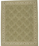 RugStudio presents Nourison Ashton House A02f Kiwi Machine Woven, Good Quality Area Rug