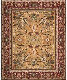RugStudio presents Nourison Sixteenth Century 1635 Gold Hand-Hooked Area Rug