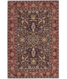 RugStudio presents Nourison Sixteenth Century 1635 Brown Hand-Hooked Area Rug