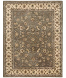 RugStudio presents Rugstudio Sample Sale 7272R Olive Hand-Tufted, Best Quality Area Rug