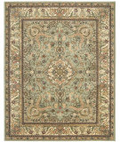 RugStudio presents Nourison 2000 2005 Light Green Hand-Tufted, Best Quality Area Rug