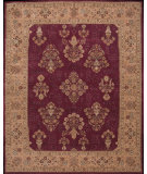 RugStudio presents Rugstudio Sample Sale 7276R Ruby Hand-Tufted, Best Quality Area Rug