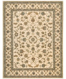 RugStudio presents Rugstudio Sample Sale 7283R Ivory Hand-Tufted, Best Quality Area Rug