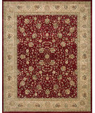 RugStudio presents Nourison 2000 2107 Burgundy Hand-Tufted, Best Quality Area Rug