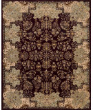 RugStudio presents Nourison 2000 2145 Plum Hand-Tufted, Best Quality Area Rug