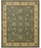 RugStudio presents Rugstudio Sample Sale 22757R Blue Hand-Tufted, Best Quality Area Rug