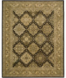 RugStudio presents Rugstudio Sample Sale 22756R Black Hand-Tufted, Best Quality Area Rug