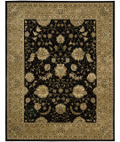 RugStudio presents Nourison 2000 2214 Black Hand-Tufted, Best Quality Area Rug