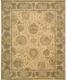 RugStudio presents Nourison 2000 2225 Light Gold Hand-Tufted, Best Quality Area Rug