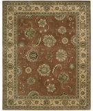 RugStudio presents Nourison 2000 2227 Persimmon Hand-Tufted, Best Quality Area Rug