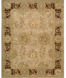 RugStudio presents Nourison 2000 2232 Beige Hand-Tufted, Best Quality Area Rug